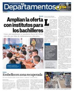 2013-10-07 LPG Amplian oferta de instituto