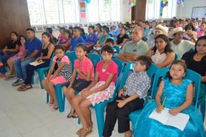 Participantes al evento.