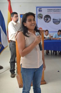 Griselda, profesora de Talchiga