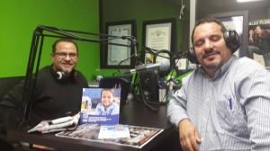 Entrevista a Enrique Hompanera en Latino World Radio
